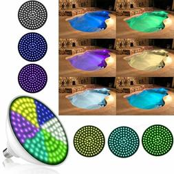 12V 35W Color Changing Swimming Pool Lights Led Bulb E26 Bas