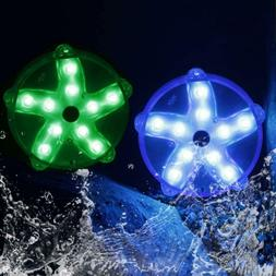 """Blufree 3.3"""" LED Floating Pool Lights for Bathtub Fountain H"""