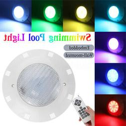 36W RGB Wall Mounted/Embedded Swimming Pool Lamp LED Underwa