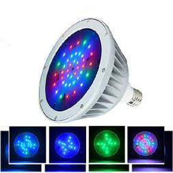 WYZM 120Volts 35W Color Changing Swimming Led Pool Lights PA