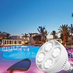 E26 12V 50W Swimming Pool Led Light Bulb Daylight Replace Tr