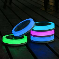 Floating Solar Pool Light RGB Color Changing Waterproof Outd