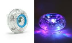 Hearth & Haven Color Changing Floating Disc Waterproof LED P