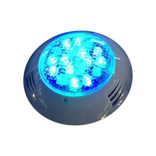 AC12V LED Underwater Swimming Lights Wall Control US