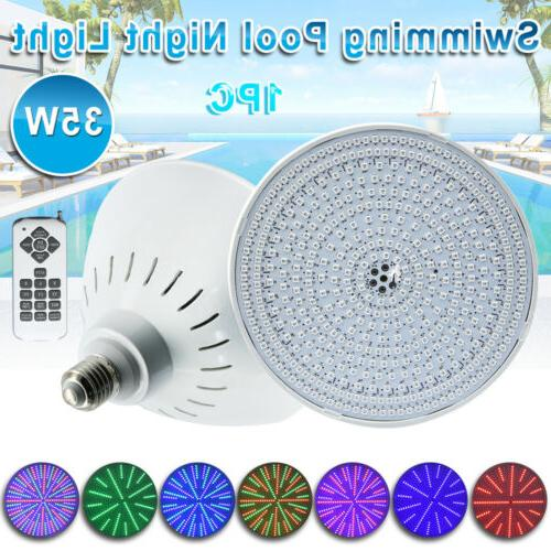 Color Swimming 35W Fixture