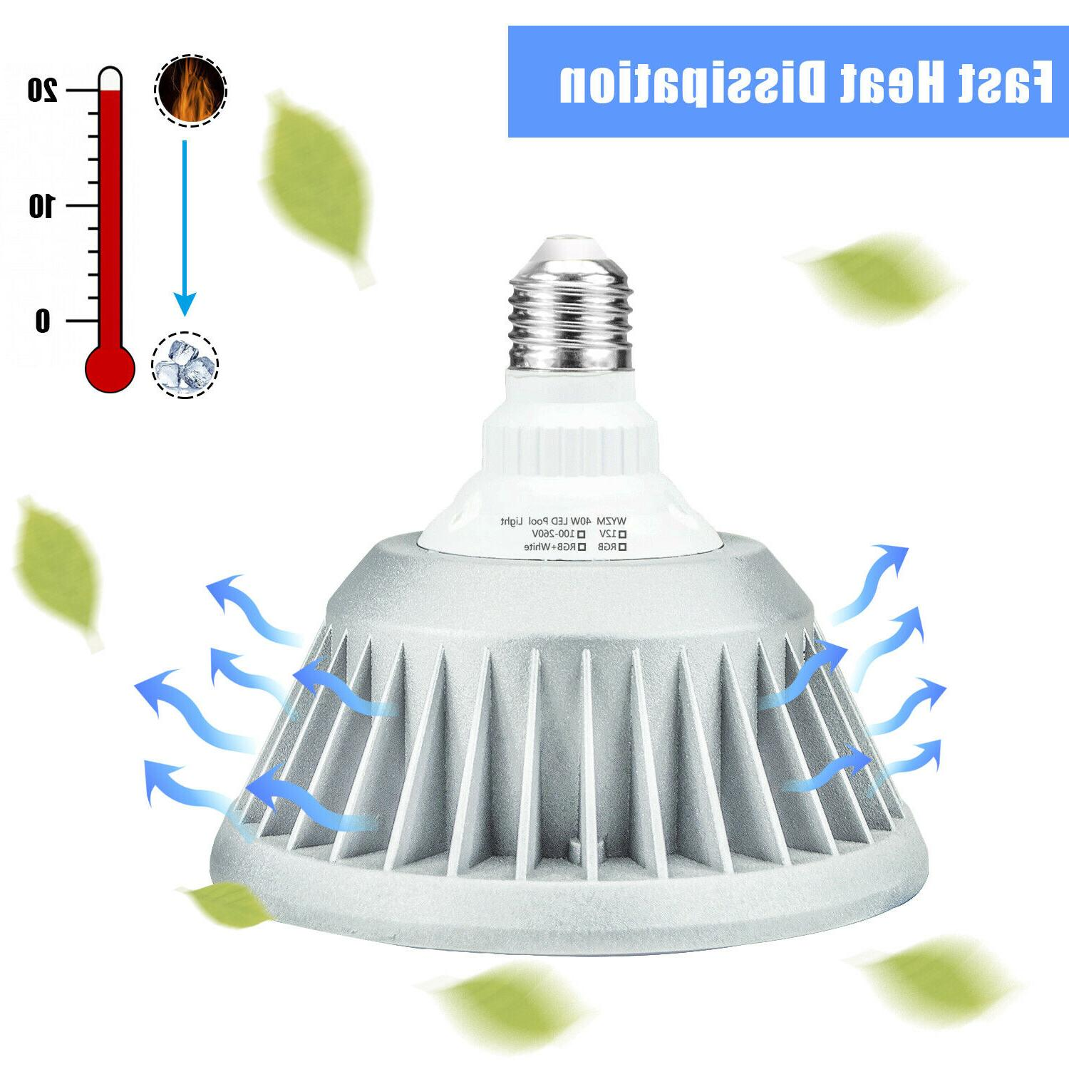 120V LED Light Replacement for 500W Pentair Hayward Fixture