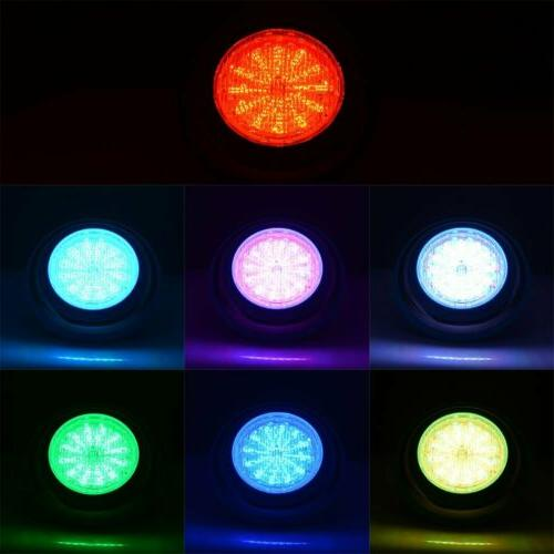 Color Change RGB LED SWIMMING POOL IP68 Remote Control