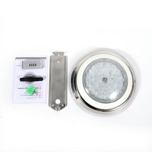 12V 7-Color LED Swimming Lamp Control New