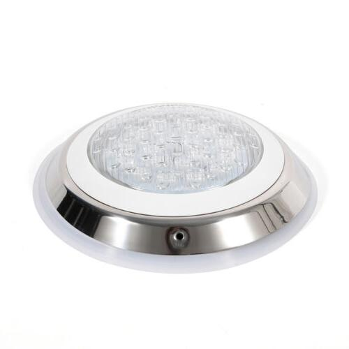 12V 54W 7-Color LED Swimming Lamp Control New