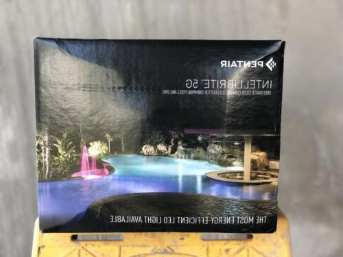 601012 intellibrite 5g led color changing pool