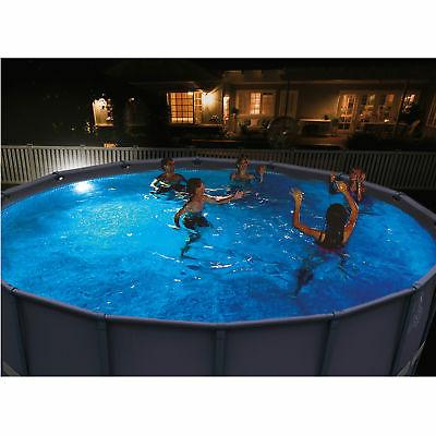 Intex Above Ground Multi Color Swimming Pool Wall