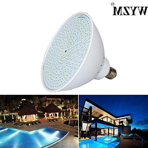 WYZM 120V Color 20Watt Halogen Bulb Replacement, LED Swimming Pool Light for Fixture