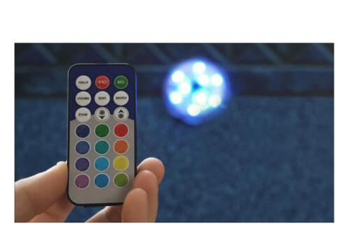 Mainstays Submersible Pool Light With Remote