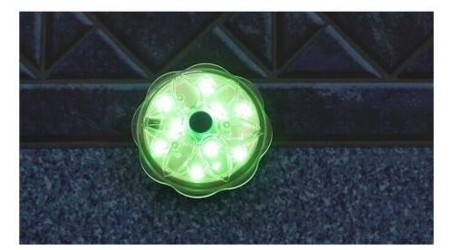 Mainstays LED Magnetic Submersible Wall With Control