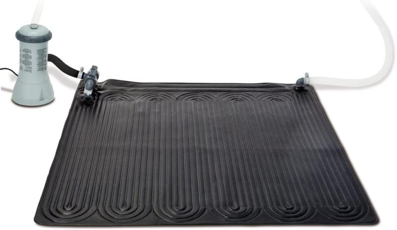 solar heater mat for above ground swimming