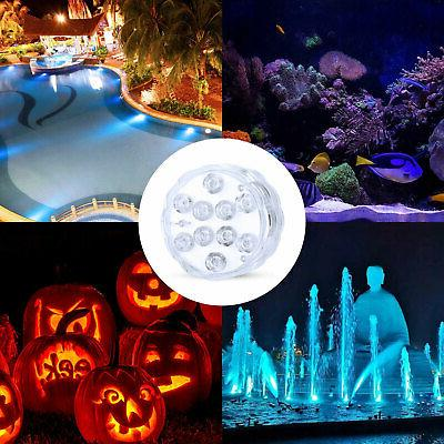 Multicolor LED Pool Light Pond Party
