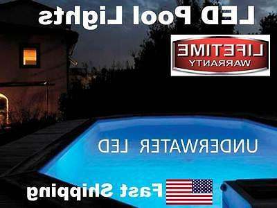 swimming pool led lights works with any