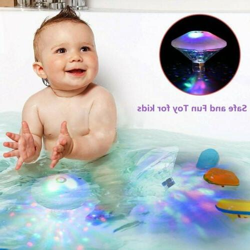 Waterproof LED Pond Party Baby