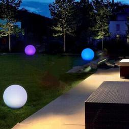 Pool Toys 16 Colors Glowing Ball 16'' Inflatable LED Light U