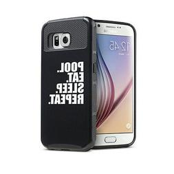 For Samsung Galaxy S5 S6 S7 Edge S8 + Shockproof Hard Case P