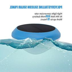 Solar LED Floating Pool Light Colorful Swimming Underwater L