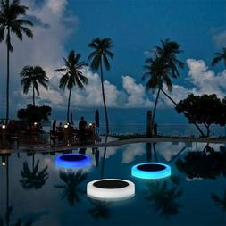 Swimming Pool Floating Light with Remote Control Underwater