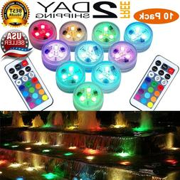 Swimming Pool Led Light Underwater Floating Party Lamp Garde