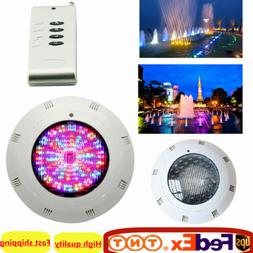 Underwater Light RGB 252 LED Swimming Pool Lamp SPA Pond Fou