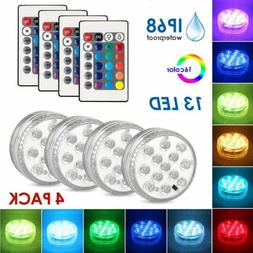 underwater submersible led lights rgb swimming pool